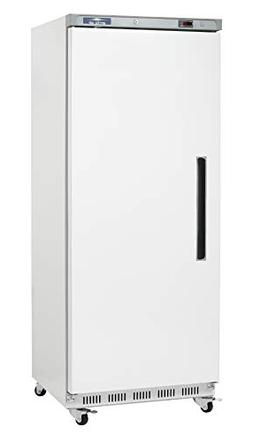 Arctic Air AWR25 White Single Door Reach in Commercial Refri