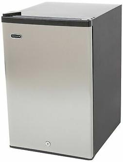 Brand New Whynter CUF-210SS Energy Star Upright Freezer, 2.1