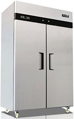 """Migali C-2F 52"""" Competitor Series Reach-In Freezer with 49 c"""