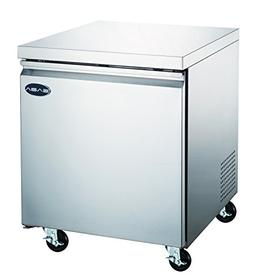 "SABA 27"" Undercounter Freezer, One Solid Door"
