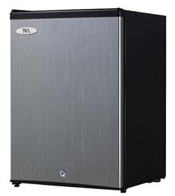 SPT 2.1 Cubic Feet Energy Star Upright Freezer, Stainless