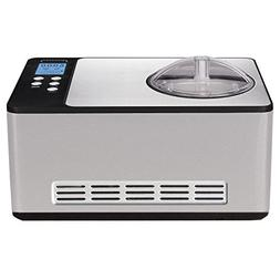 Whynter Ice Cream Maker 2.1 Qt. Stainless Steel Electric Rem