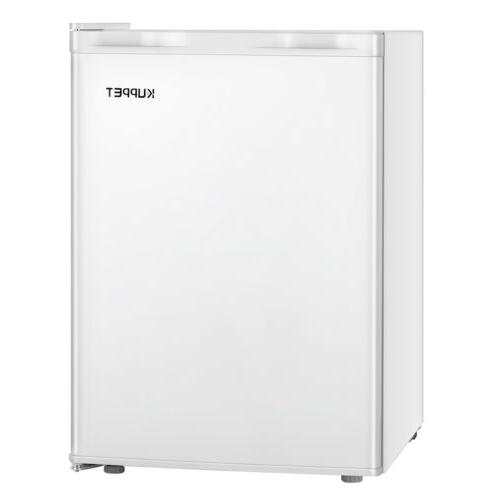 2.1 Compact Deep Upright Freezer Storage Home White