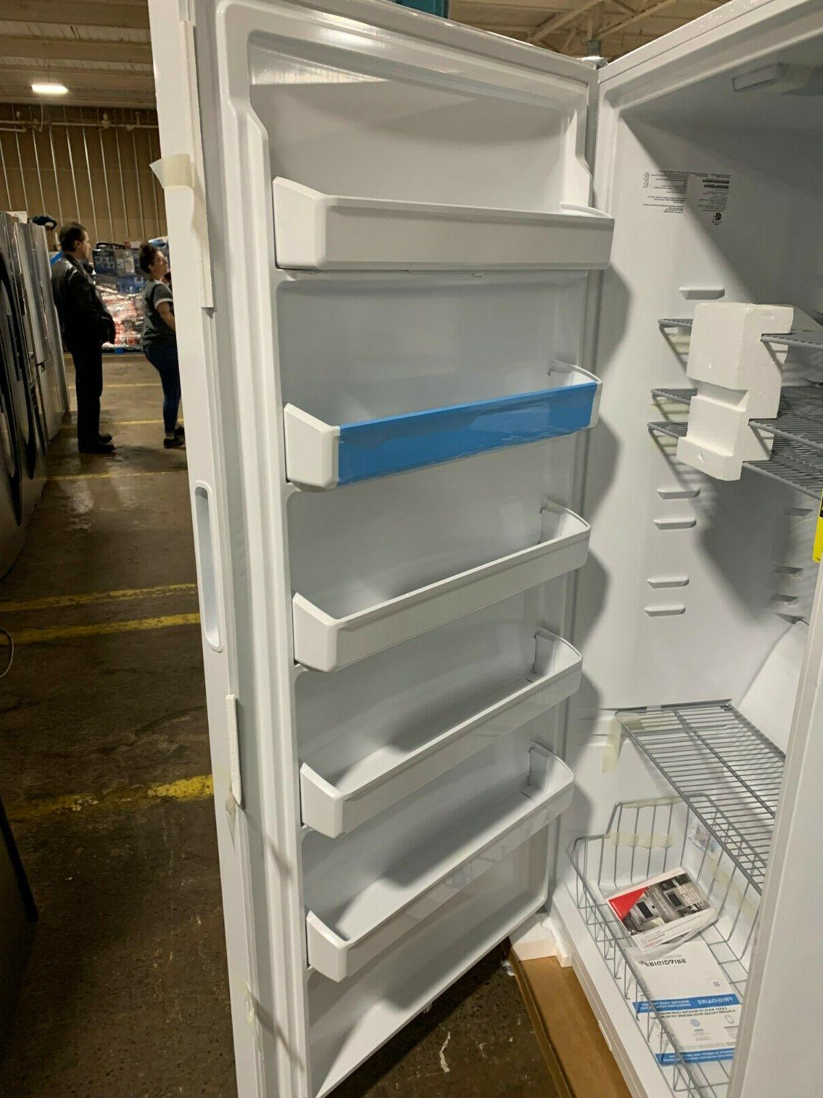 2020 FRIGIDAIER FREEZER NEW UPRIGHT 20.5 CU MODEL# WE