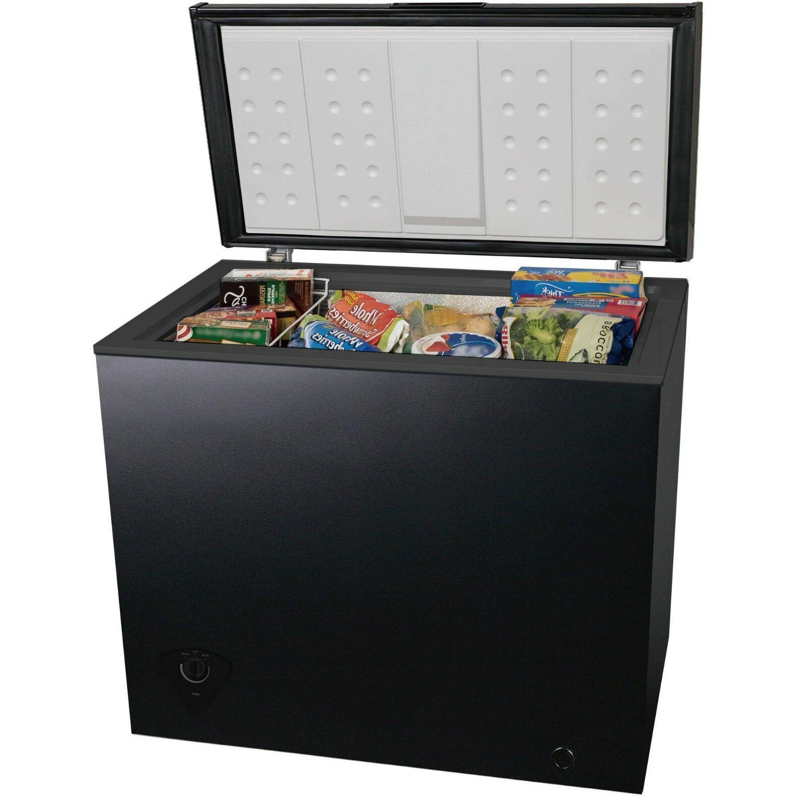 Best 7 Cubic Foot Chest Freezer Upright Compact Food Storage