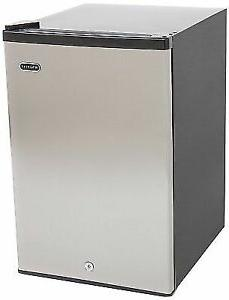 Whynter CUF-210SS Energy Star Upright Freezer, 2.1 Cubic Fee