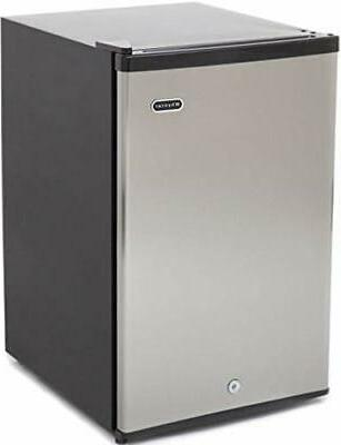 Whynter CUF-210SS Energy 2.1 cubic Freezer Steel