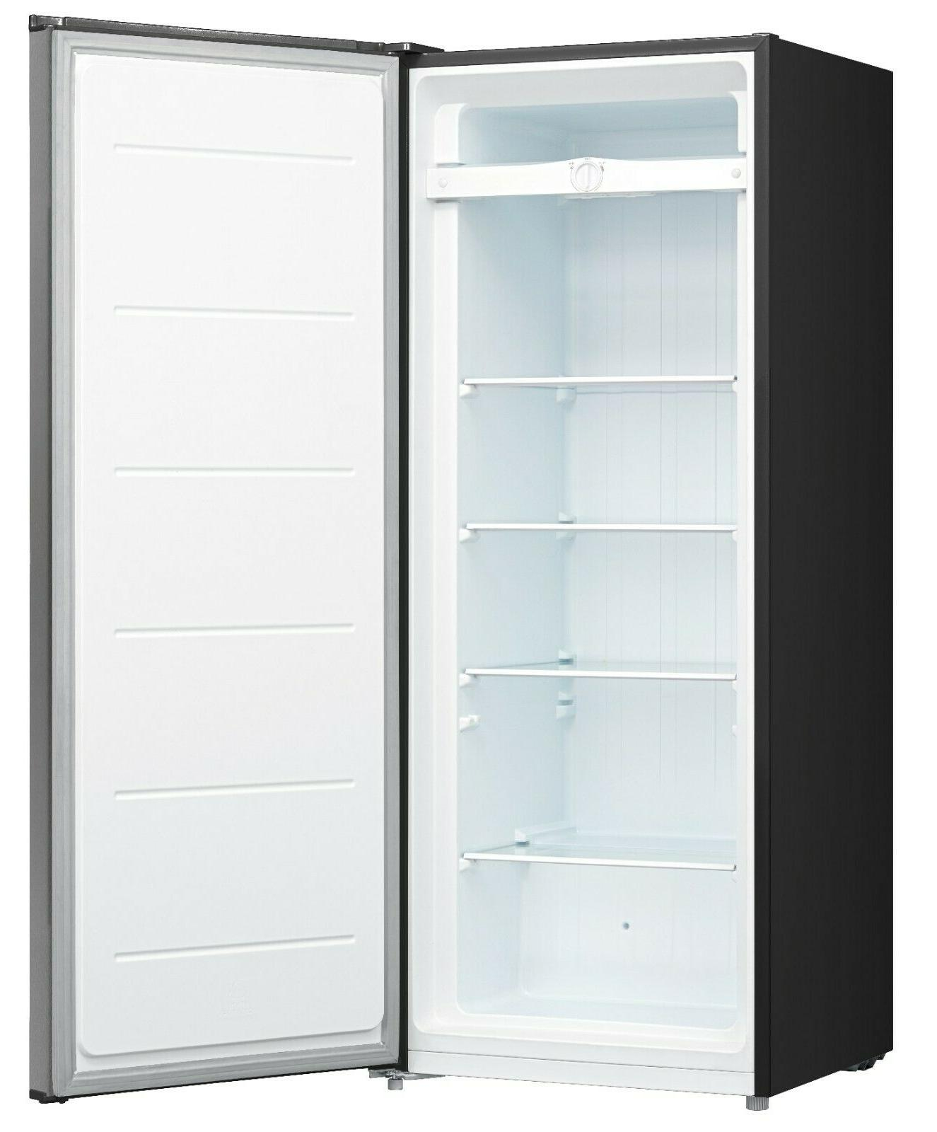 Stainless Freezer 7 Cubic