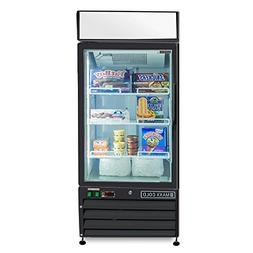 Maxx Cold MXM1-12FB One 1 Glass Door Upright NSF Commercial