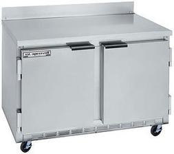 Beverage Air WTF48A 48 in Freezer, 35.5in H Work Top, 2 Sect